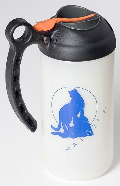 Guyot Designs Gription on a Wide-Mouth Nalgene