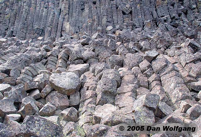 Sheepeater Cliffs